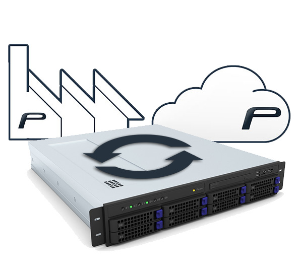 Private cloud file sync server