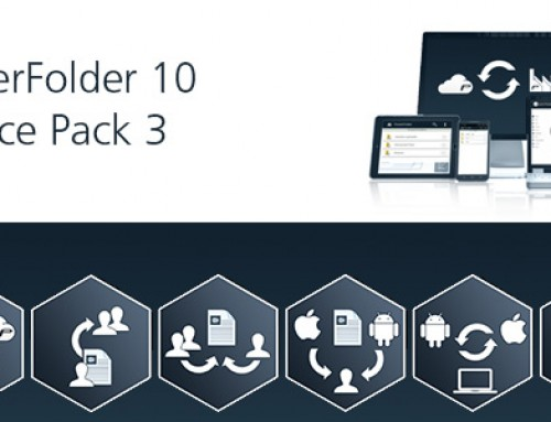 PowerFolder 10 Service Pack 3 available