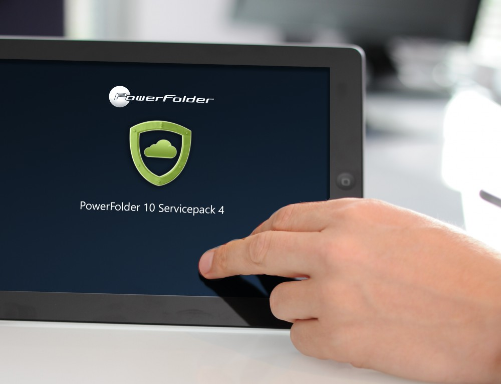PowerFolder 10.4  – Security at the next level