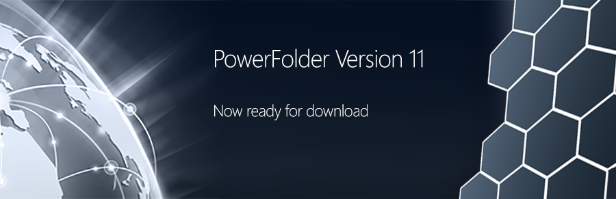 PowerFolder sync and share solutions now available as version 11