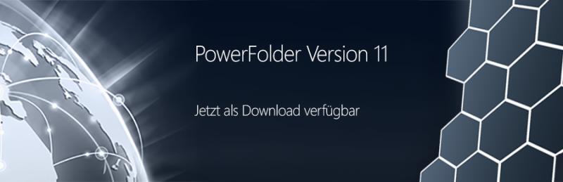 Powerfolder Sync und Share Version 11 jetzt veröffentlicht