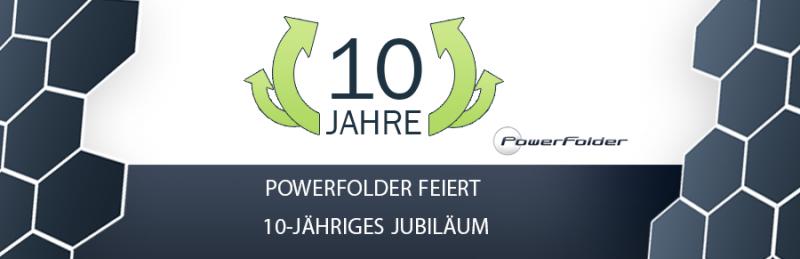 10 Jahre PowerFolder Sync und Share